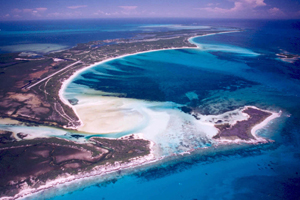 The Stunning Coastline of Berry Island Bahamas