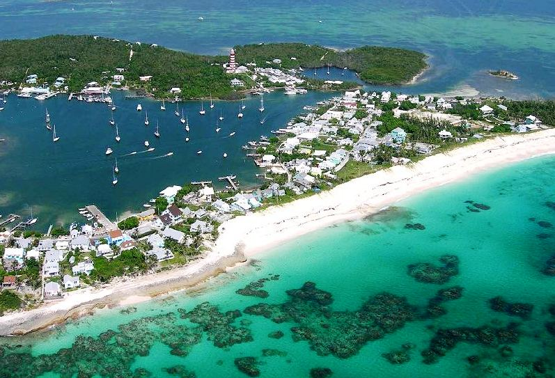 Bahamas Prime Location Coldwell Banker Hope Town Elbow Cay