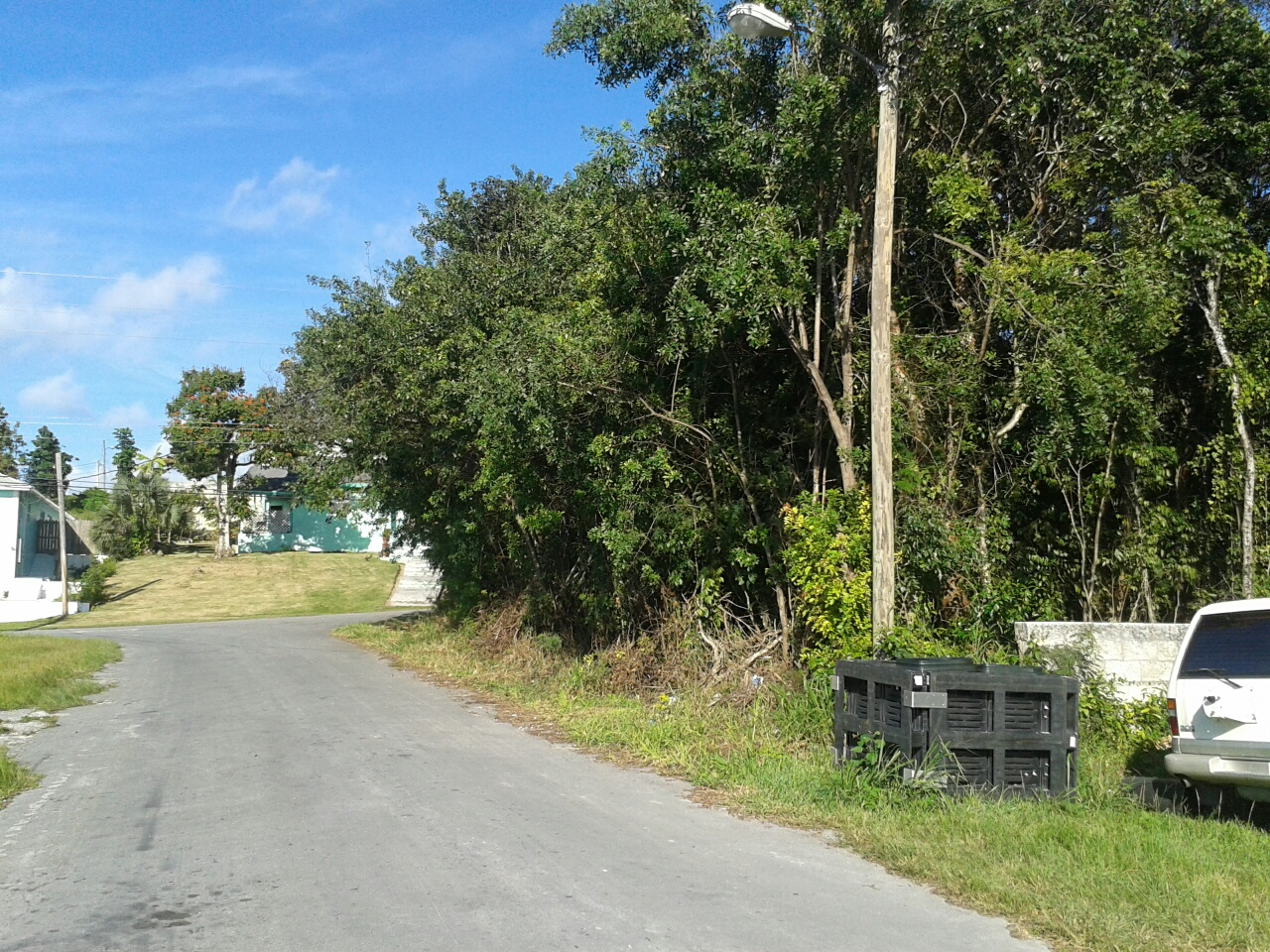 Vacant lot for sale in Marsh Harbour