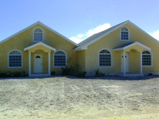 Duplex in Exuma Bahamas