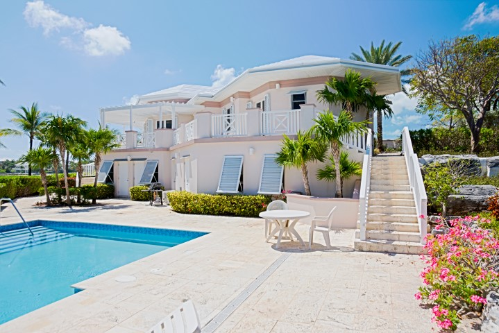 Ocean Front Villa for sale in Exuma, Bahamas