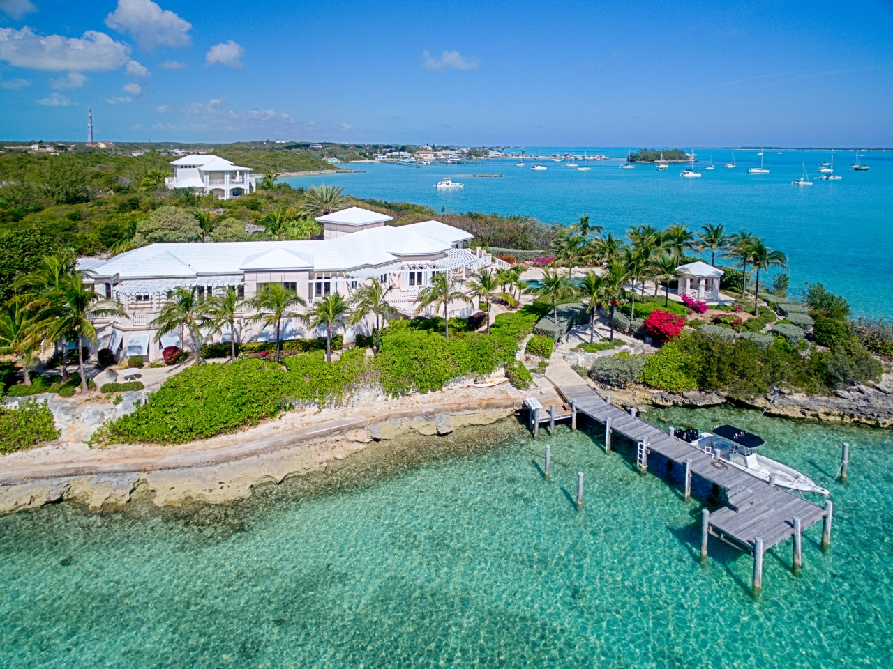 Buy an Investment property in The Bahamas.