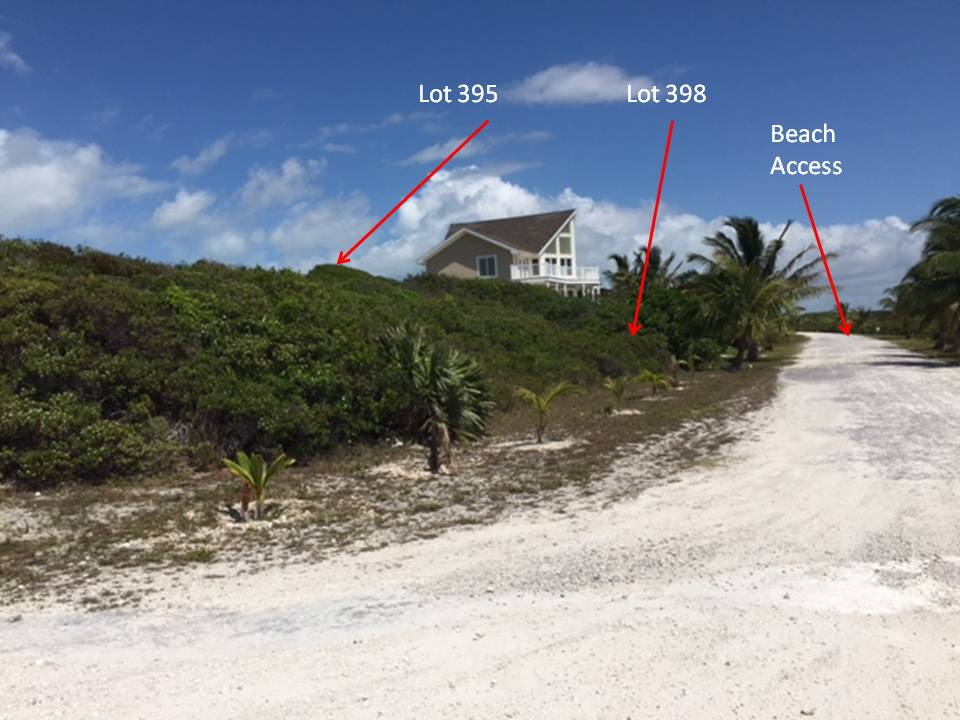 Ocean View Lot in Abaco