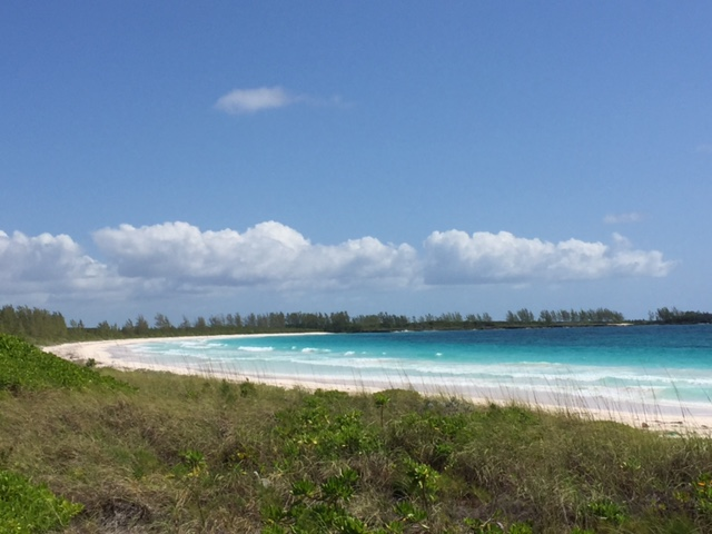 Long Beach Abaco Lot Available