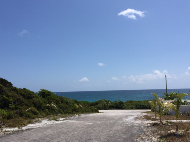 Ocean View Lot Available in Abaco