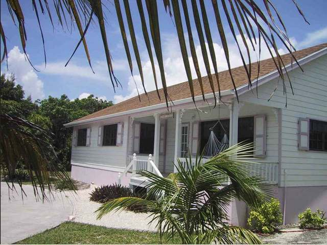 House For Sale on Green Turtle Cay