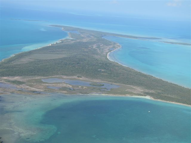 Private island for sale in Abaco