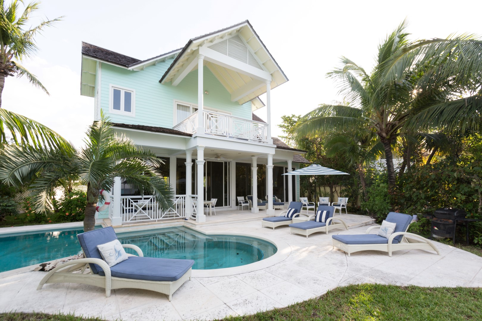 Luxury Harbour Island, Bahamas Home