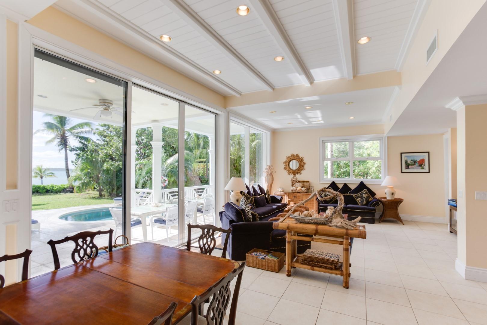 Luxury Harbour Island, Bahamas Home