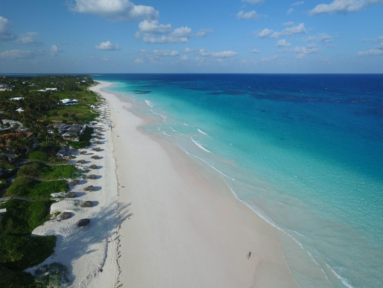 World Famous Pink Sands Beach