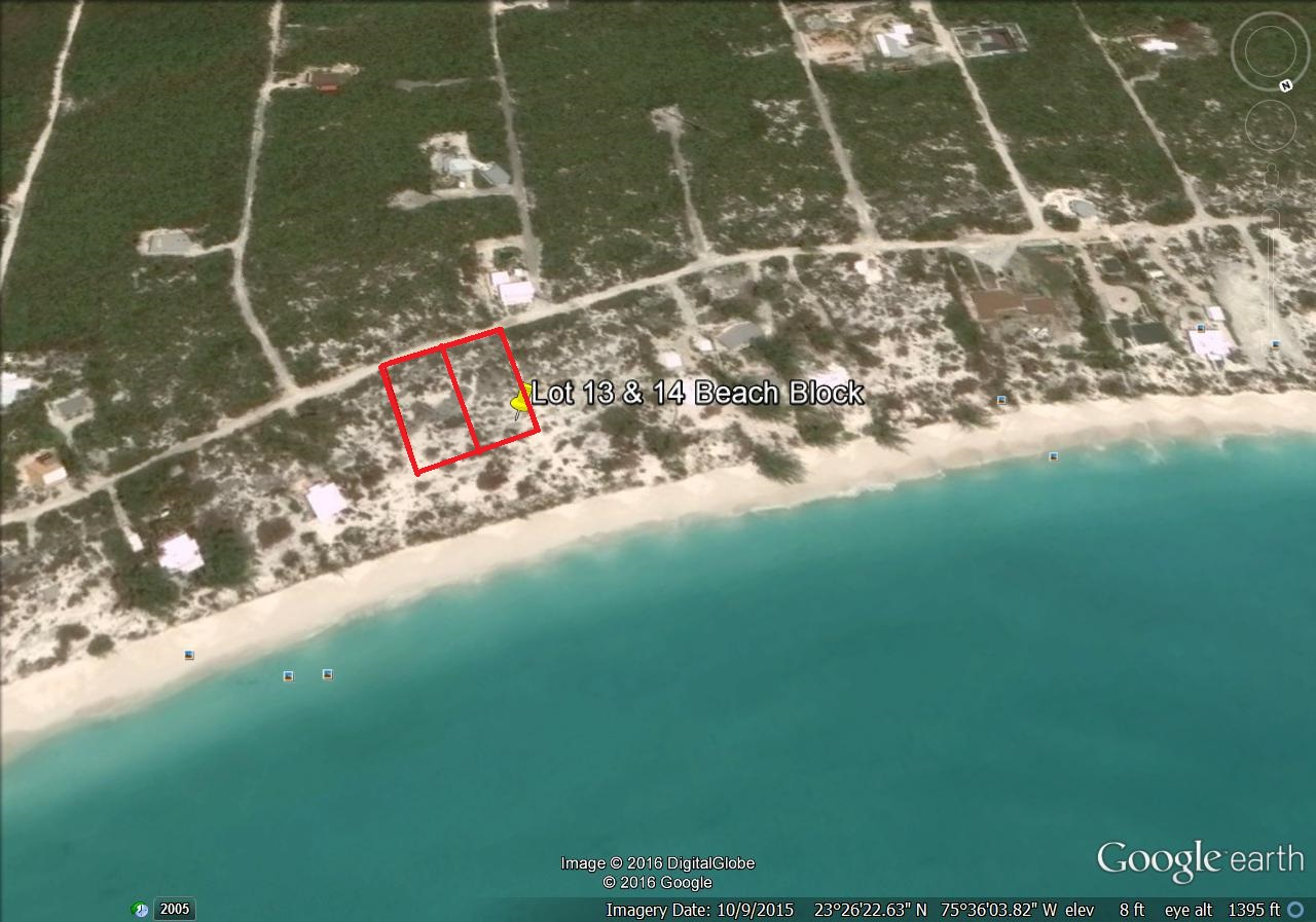 Beach Front Lots on Tropic of Cancer Beach
