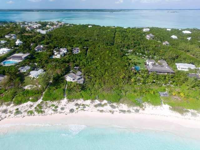 Beachfront Property in Harbour Island, Bahamas