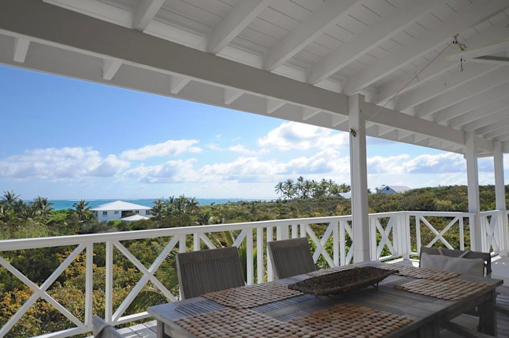 Abaco Home with a view