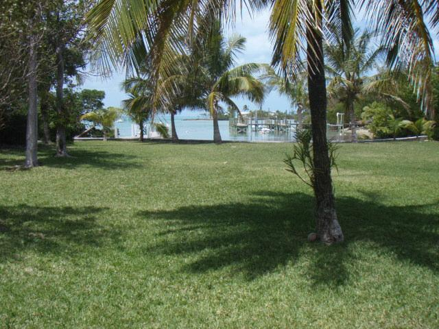 Waterfront house for sale in Green Turtle Cay