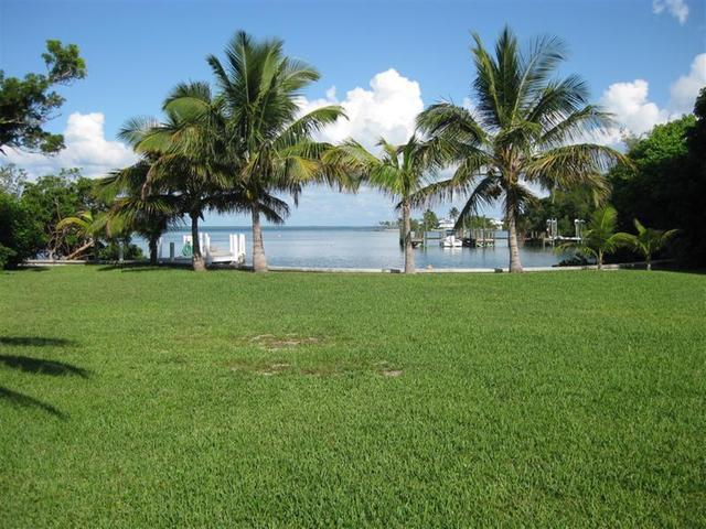 Waterfront home for sale in Green Turtle Cay