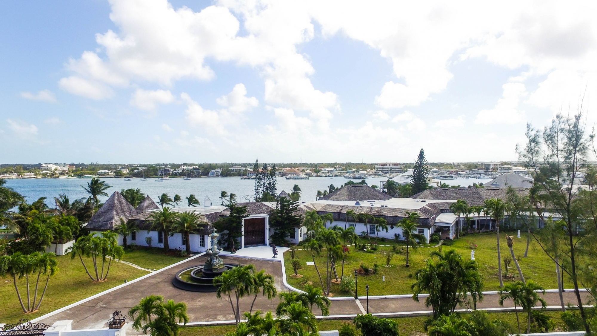 View of Nassau Harbour - 45 foot Elevation