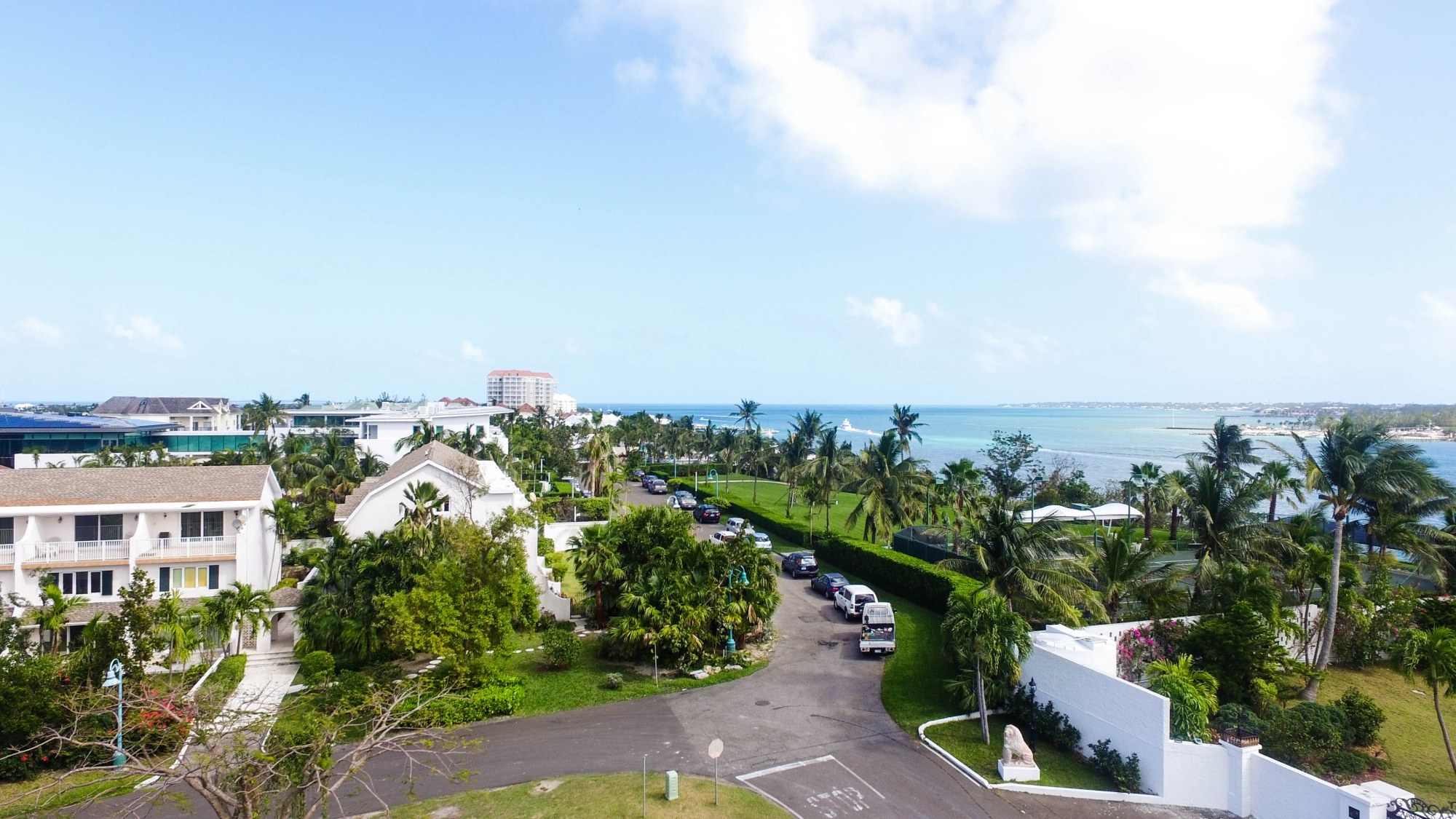 View From 45 Foot Elevation