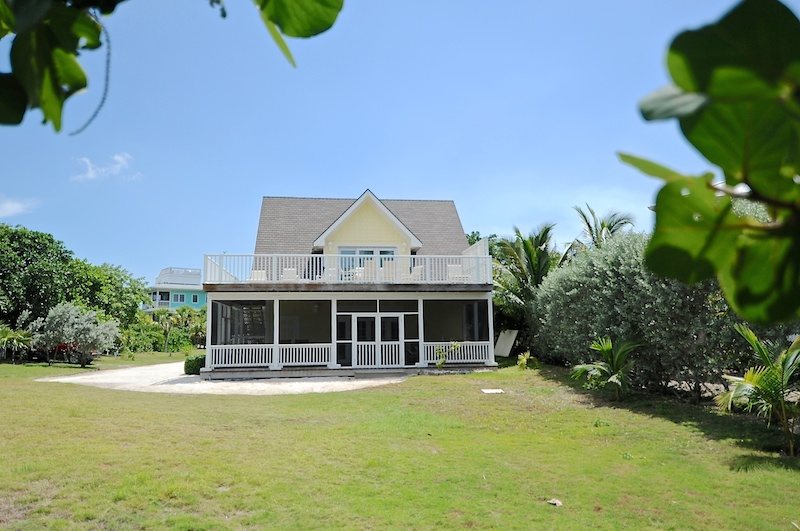 Abaco Beachfront Home For Sale