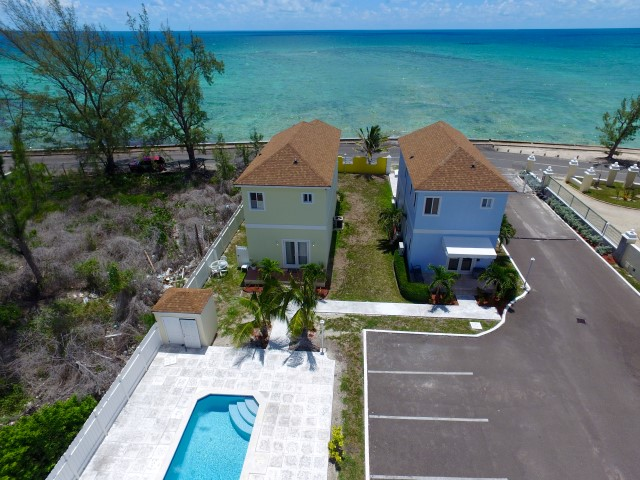 Ocean View Home in Nassau