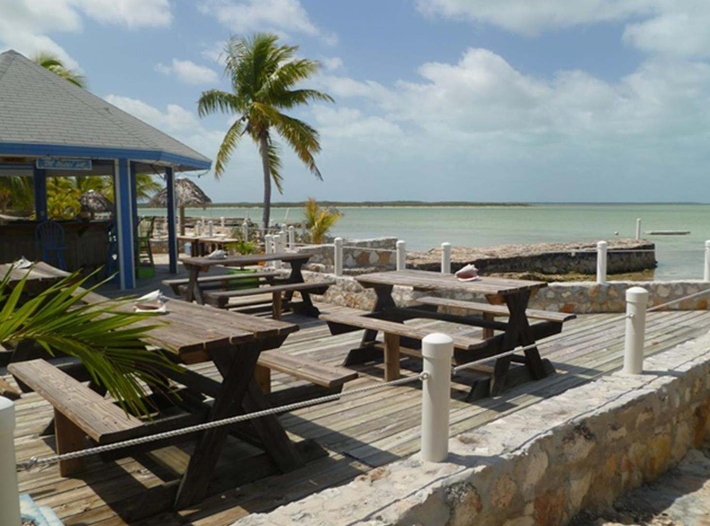Bar at The Cays