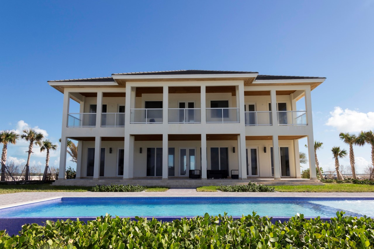 Bimini Beachfront Home