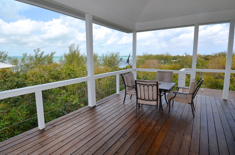 House with a view for sale in Green Turtle Cay