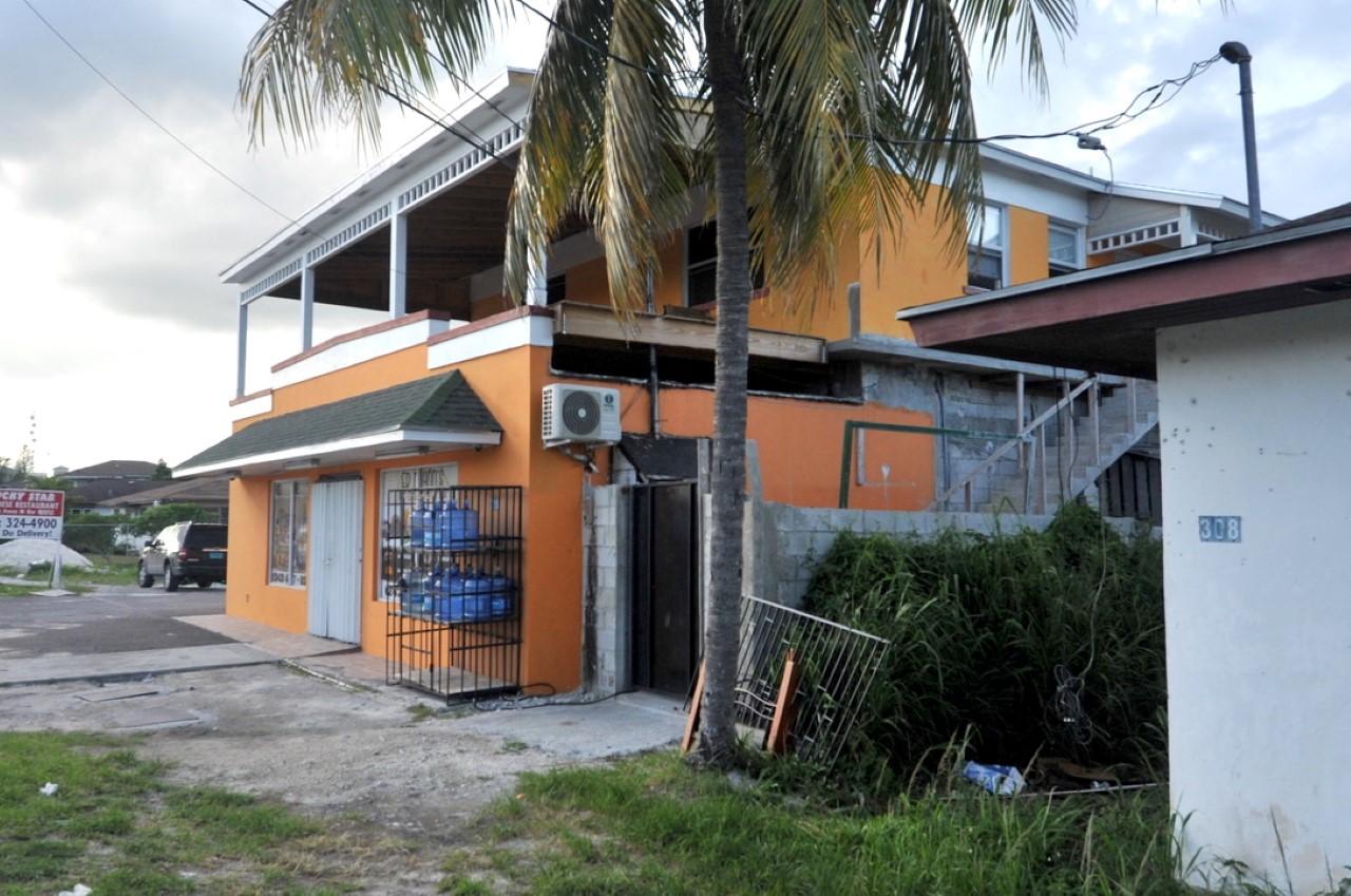 Commercial Building in Nassau