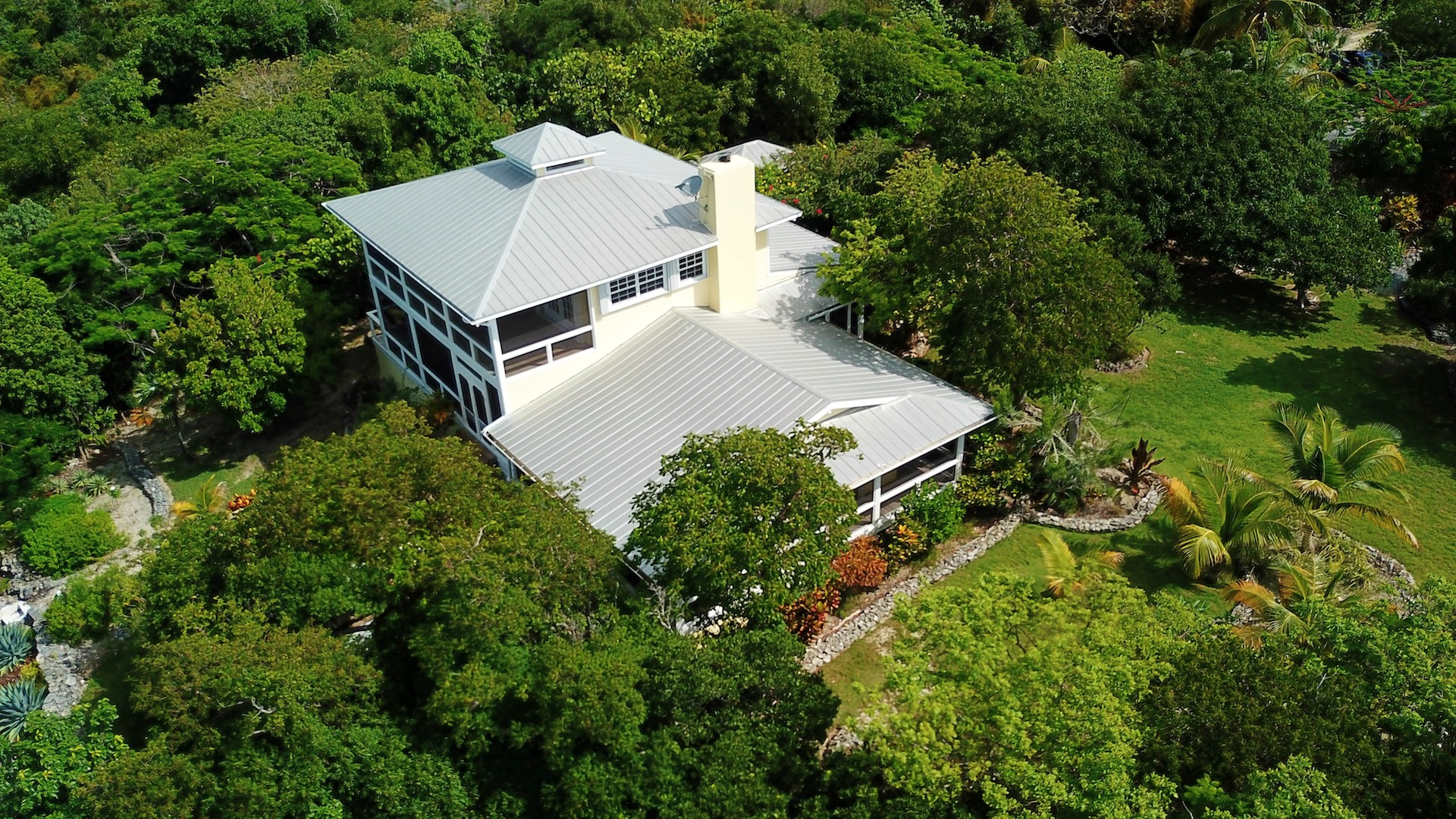 home for sale in paradise landscaped acreage beach dock
