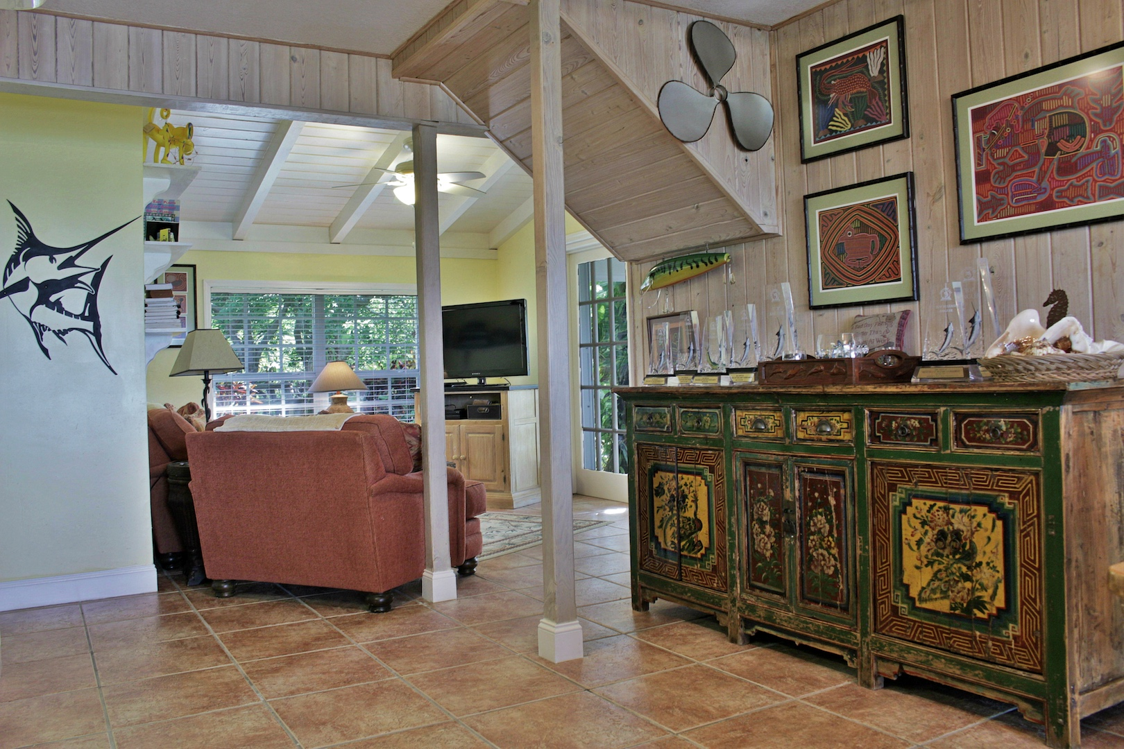 Bahamian Style Home for sale in Green Turtle Cay