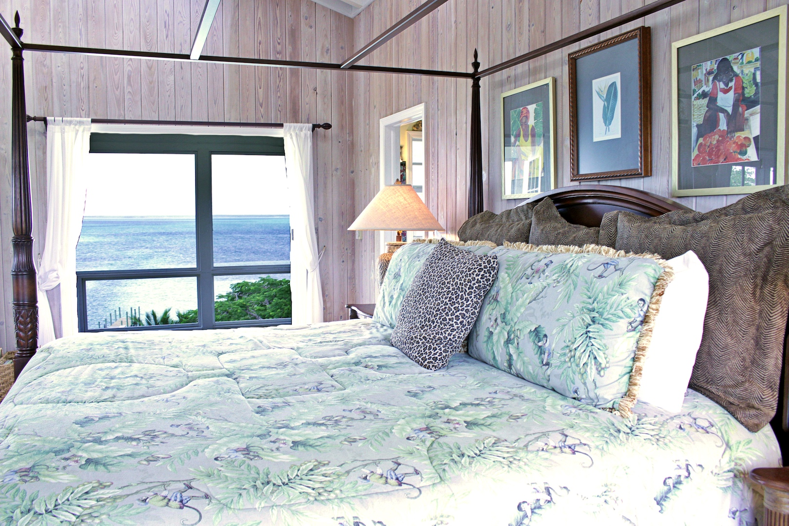 Green Turtle Cay home for sale wake up to a sea view beach view