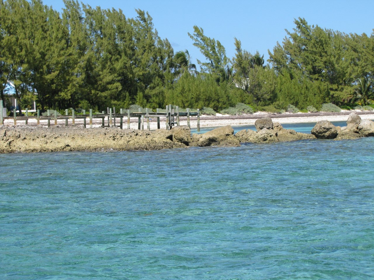 Private island for sale in the Bahamas