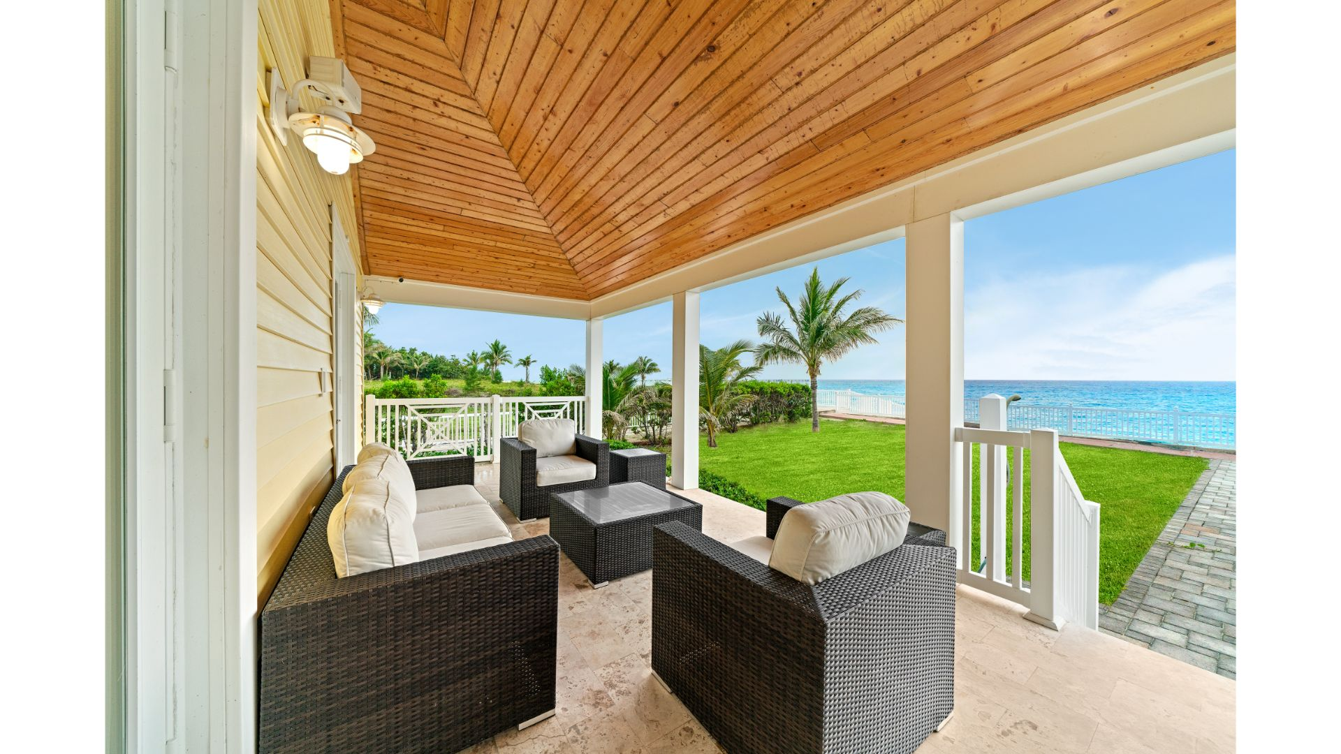 Bimini Beachfront Home