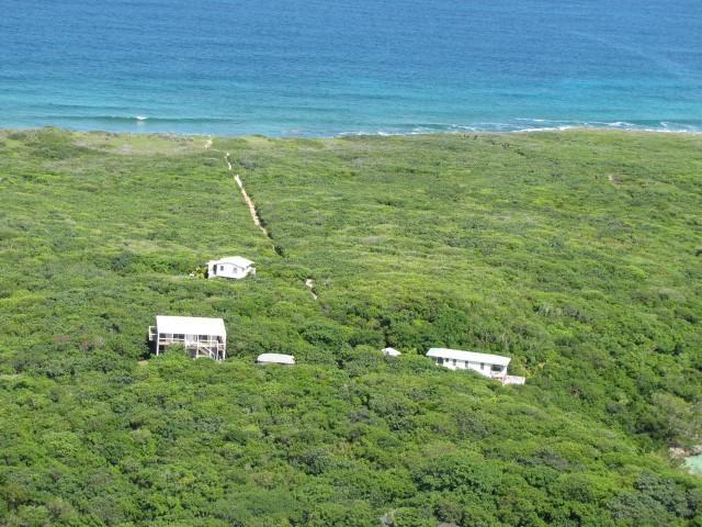 Tilloo Beach Subdivision Aerial