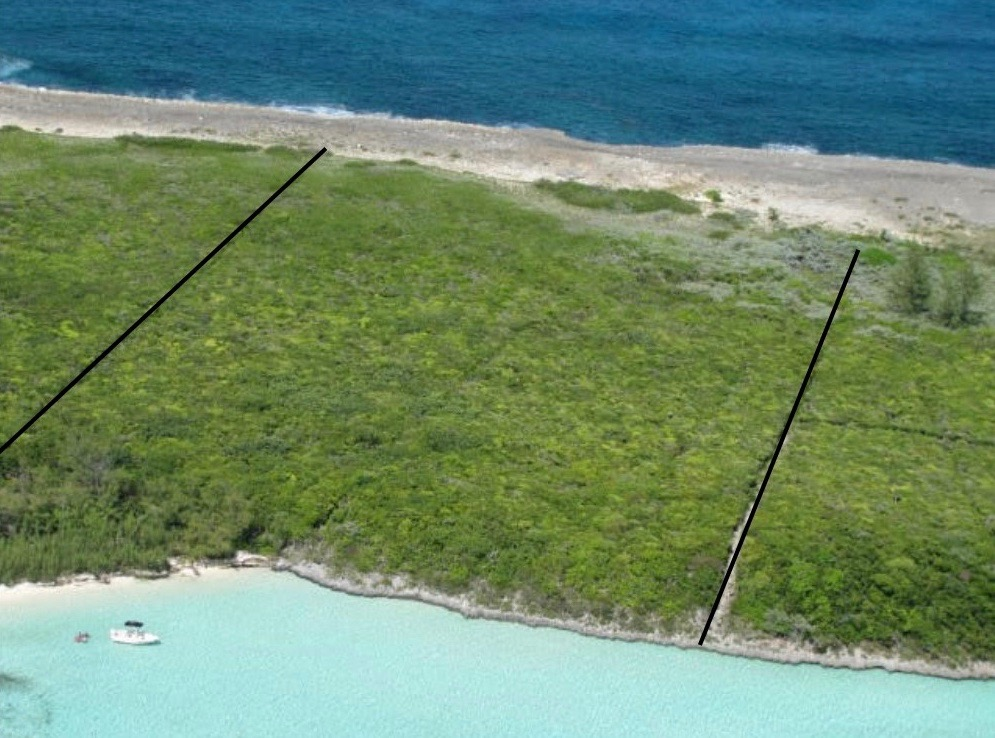 Tilloo Cay aerial acreage for sale