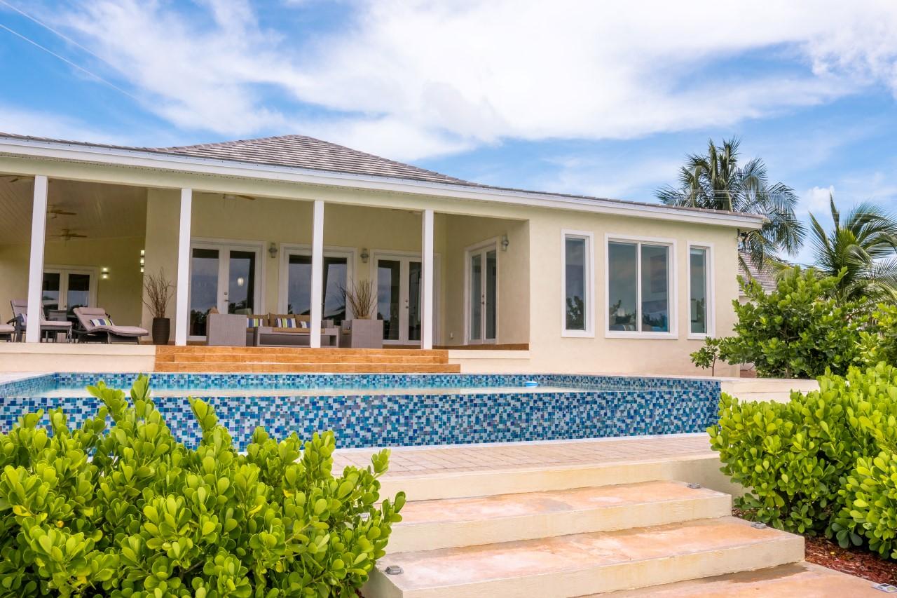Bimini Bay Canalfront Home