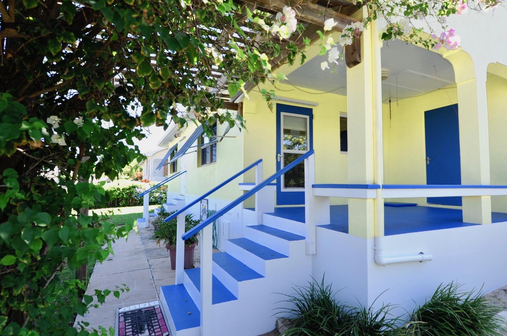 Forever Summer in man-o-war cay Abaco Bahamas