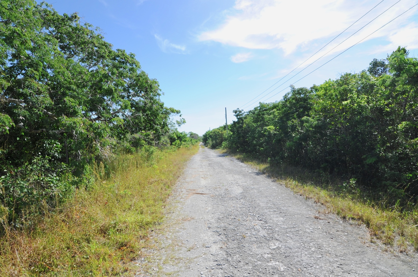 Property for sale in Bahama Palm Shores just 5 minutes from the 8 mile beach