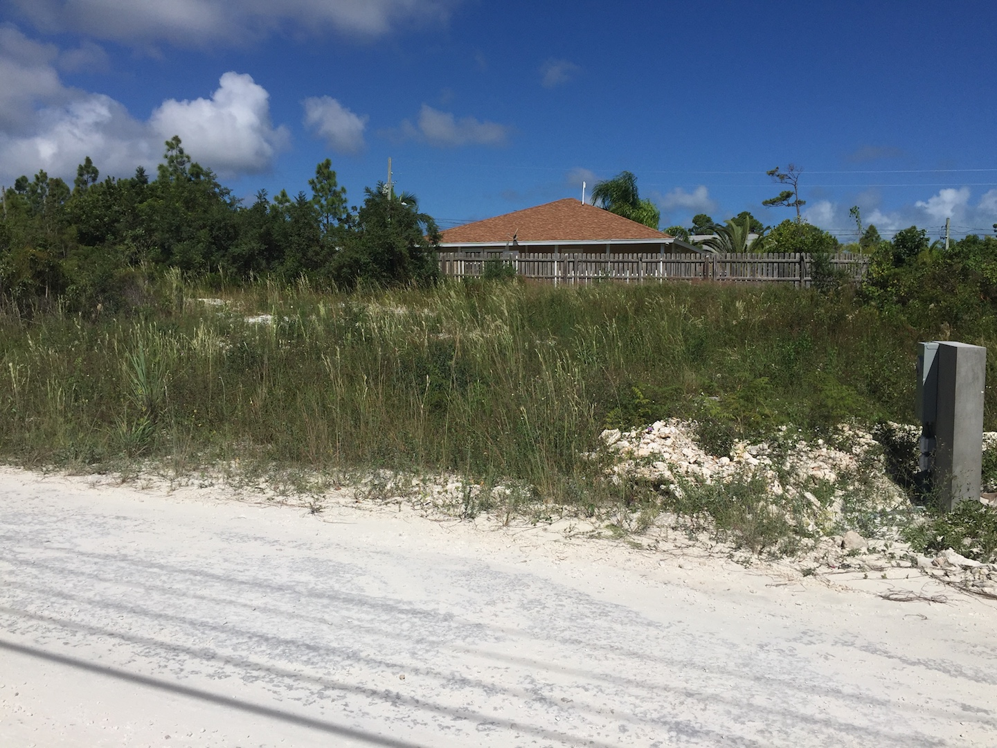 Vacant land in Sweetings Village