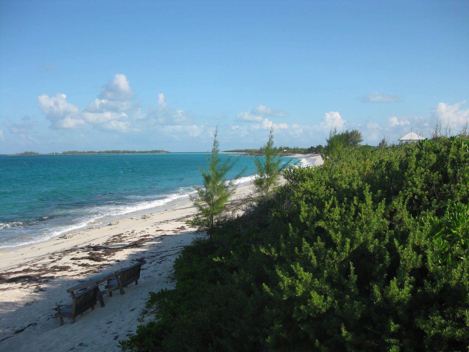 Ocean View Lot for sale in Green Turtle Estates Sunrise on the beach