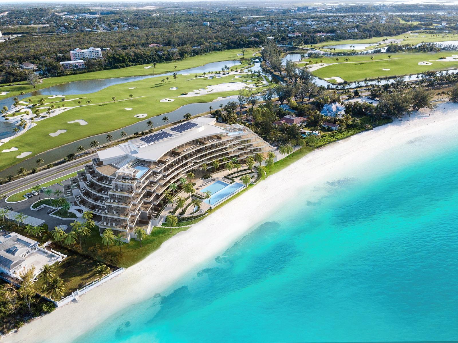 Beachfront Condo Hotel In Nassau