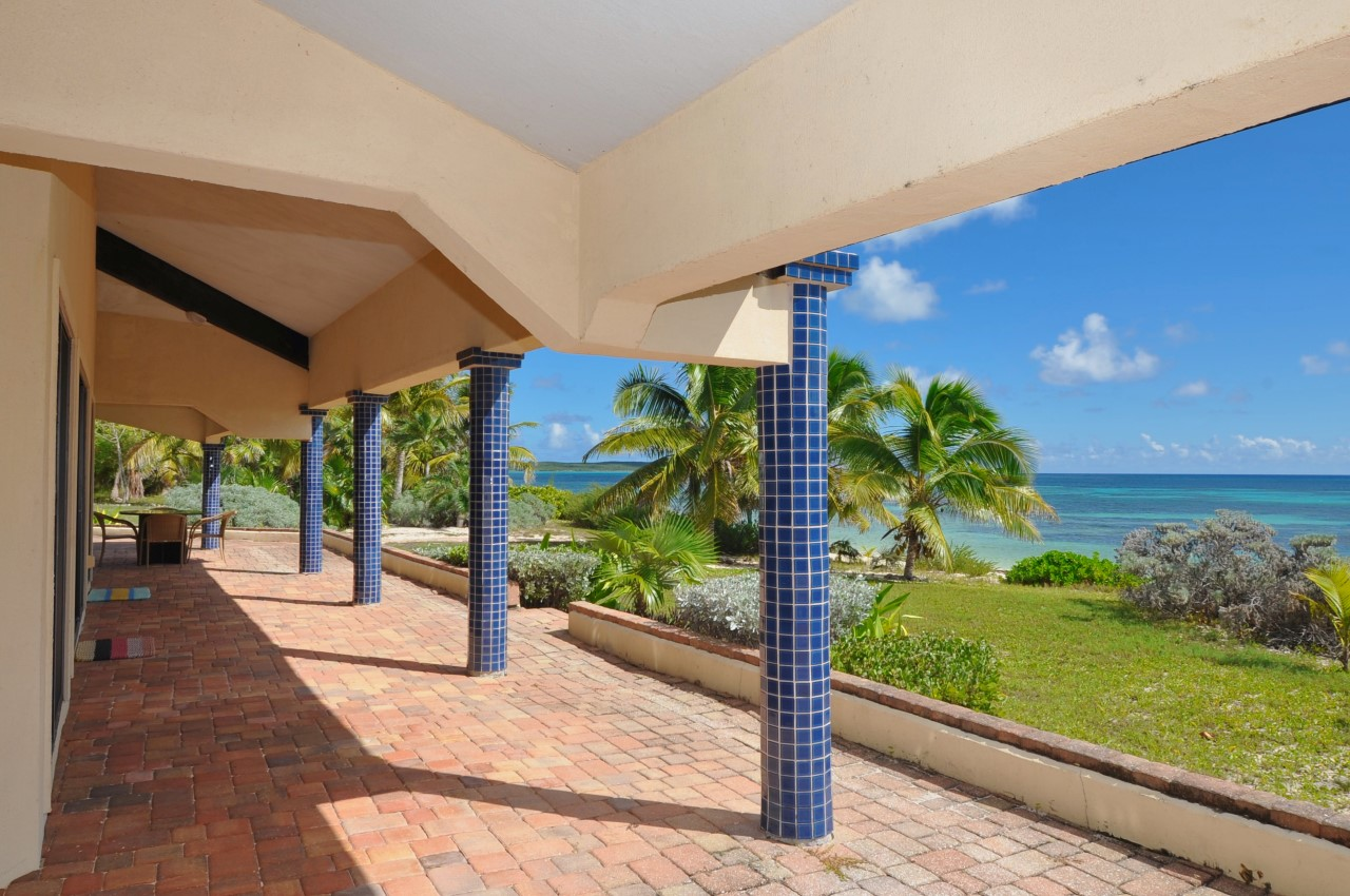Beachfront Bahamas Home For Sale