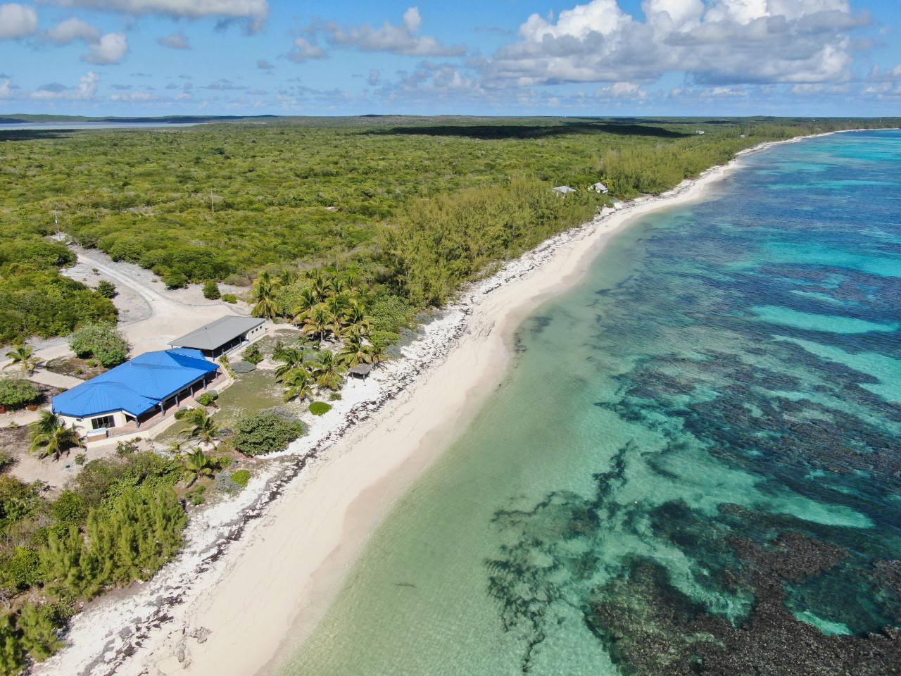 Beachfront Cat island Home for Sale