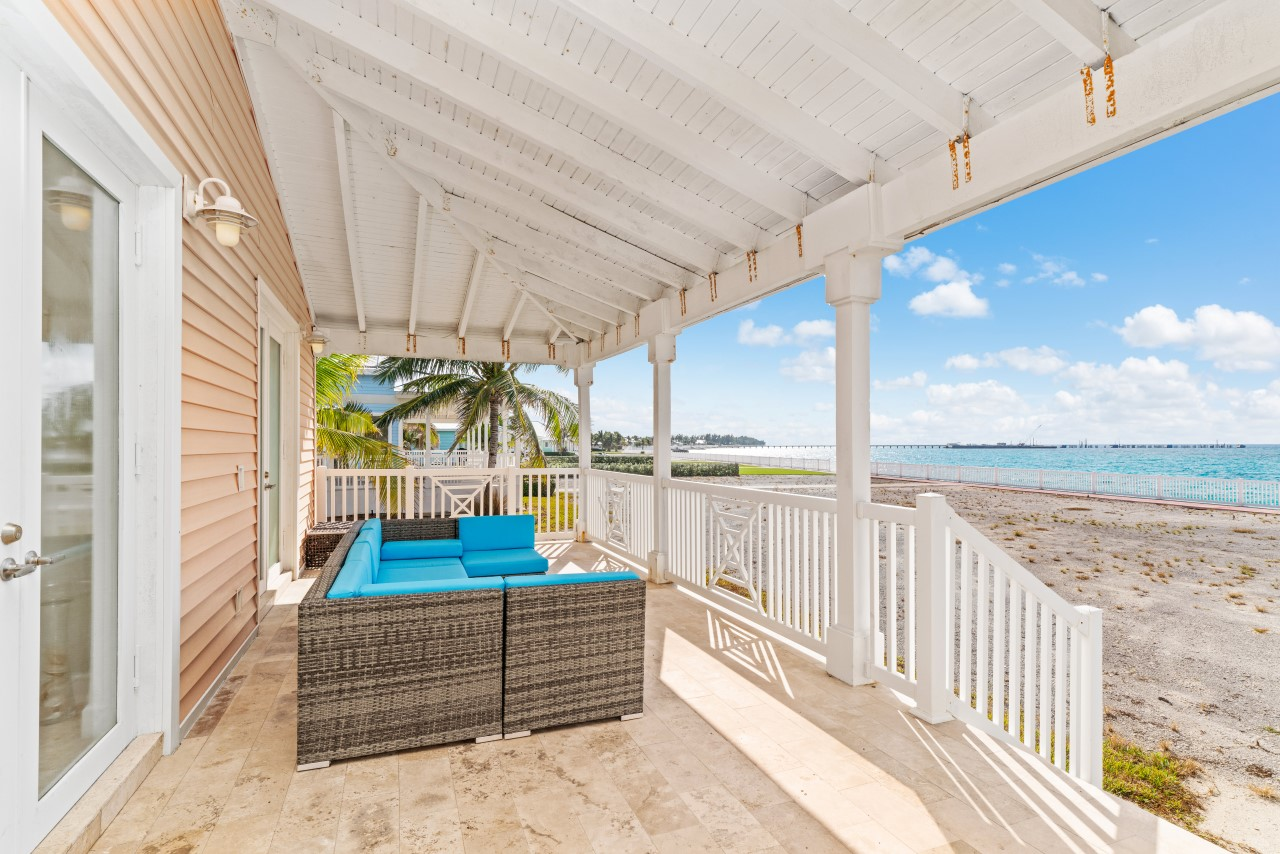 Bimini Waterfront Home for Sale in Bimini Bay