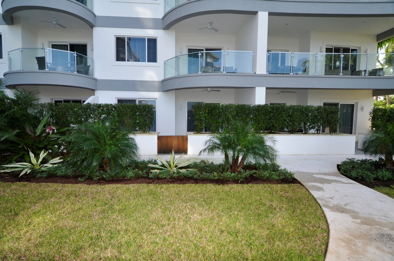 One Cable Beach Bahamas Waterfront Condo
