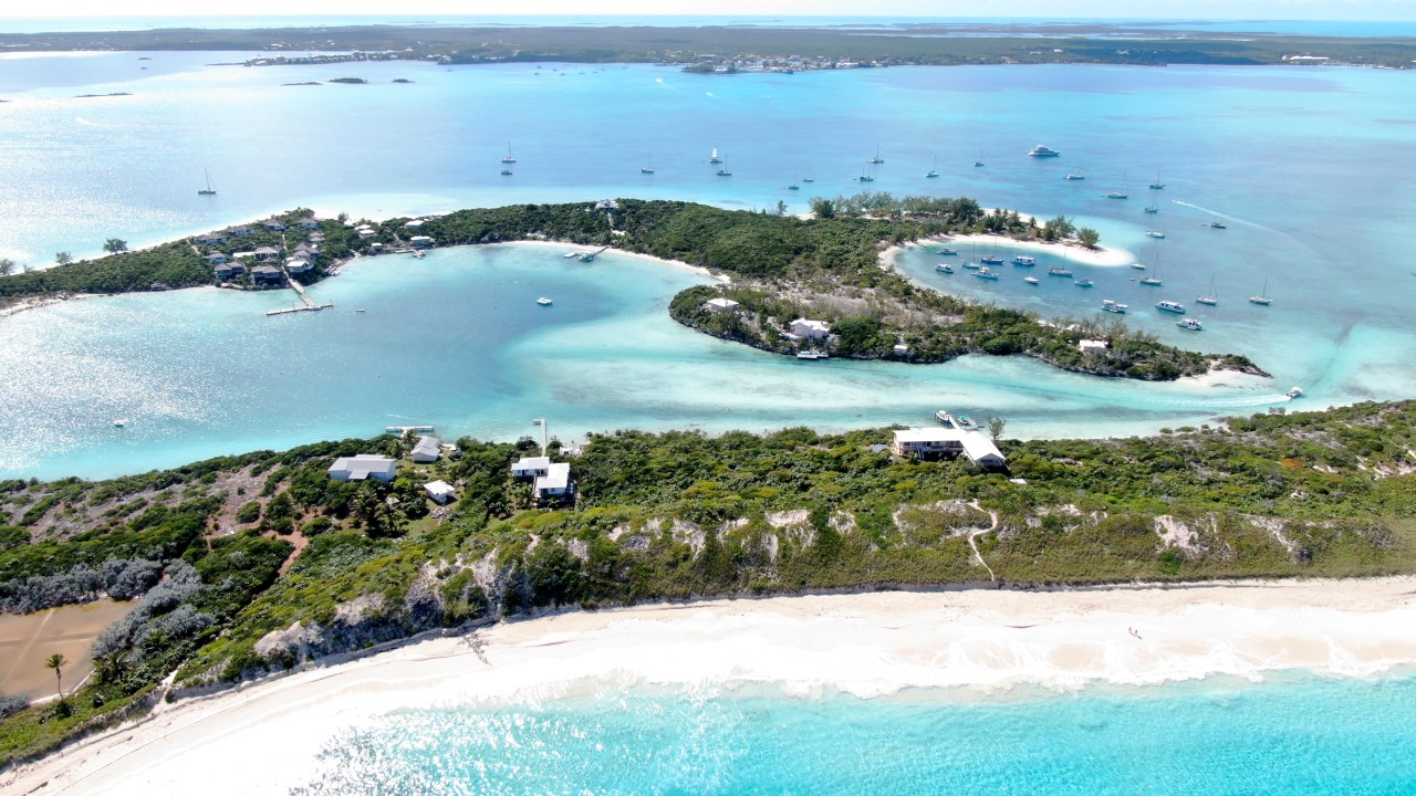 Waterfront Exuma Home For Sale