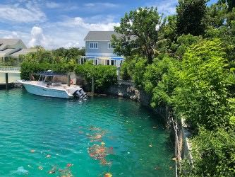 Canalfront Lot for sale in Nassau