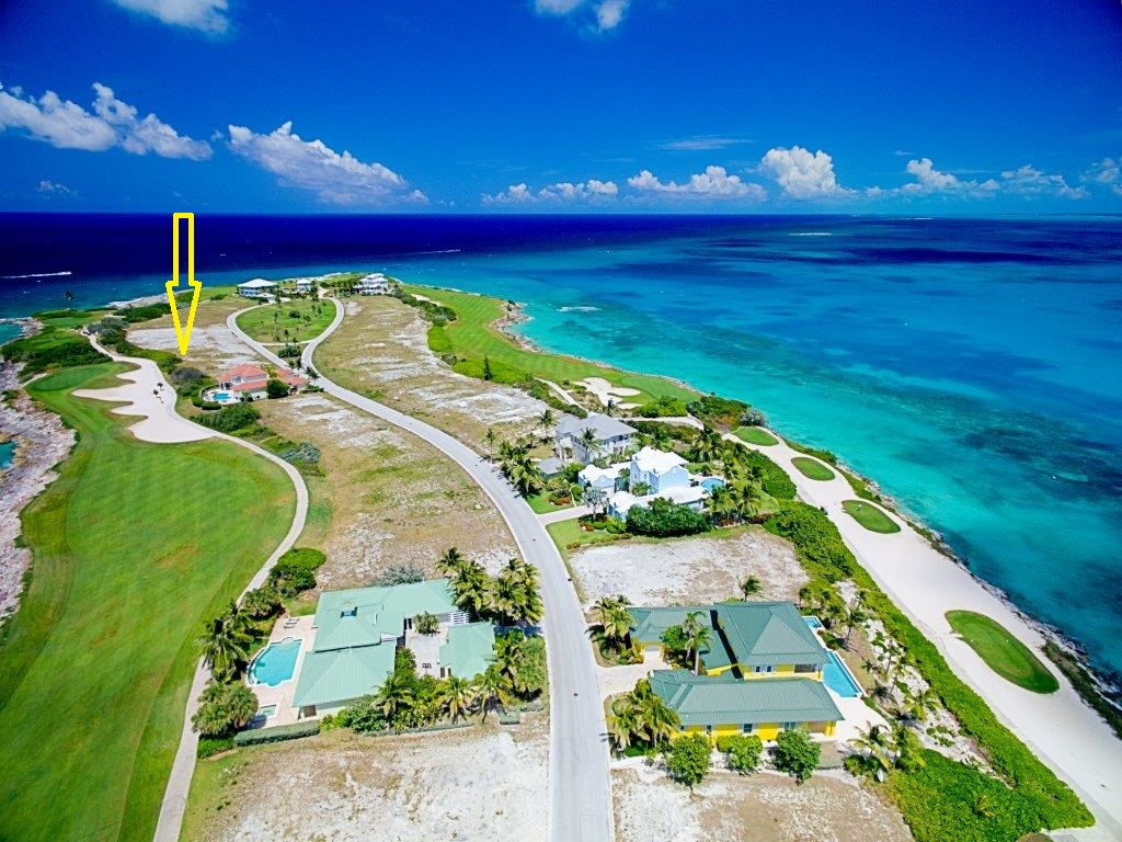 Oceanview Lot in Great Exuma