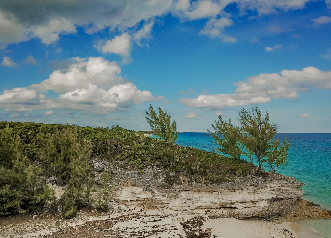 Beachfront Land for Sale in the Bahamas
