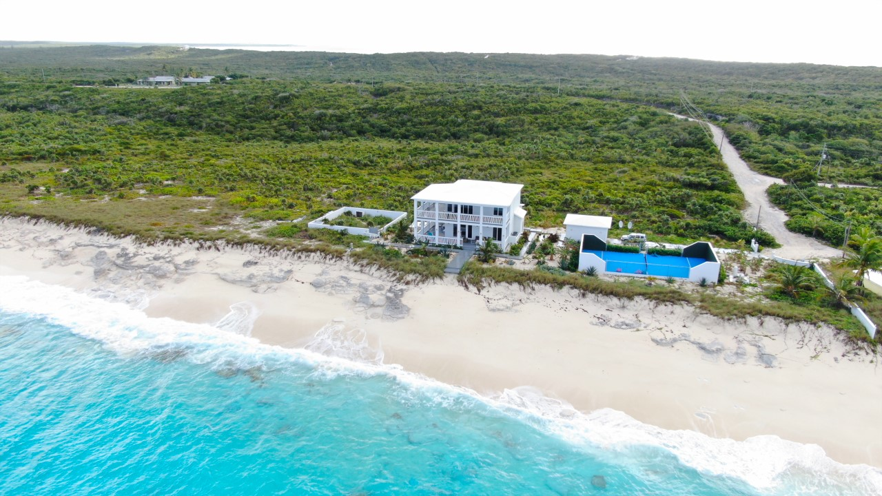 Luxury Bahamas Beach House For Sale