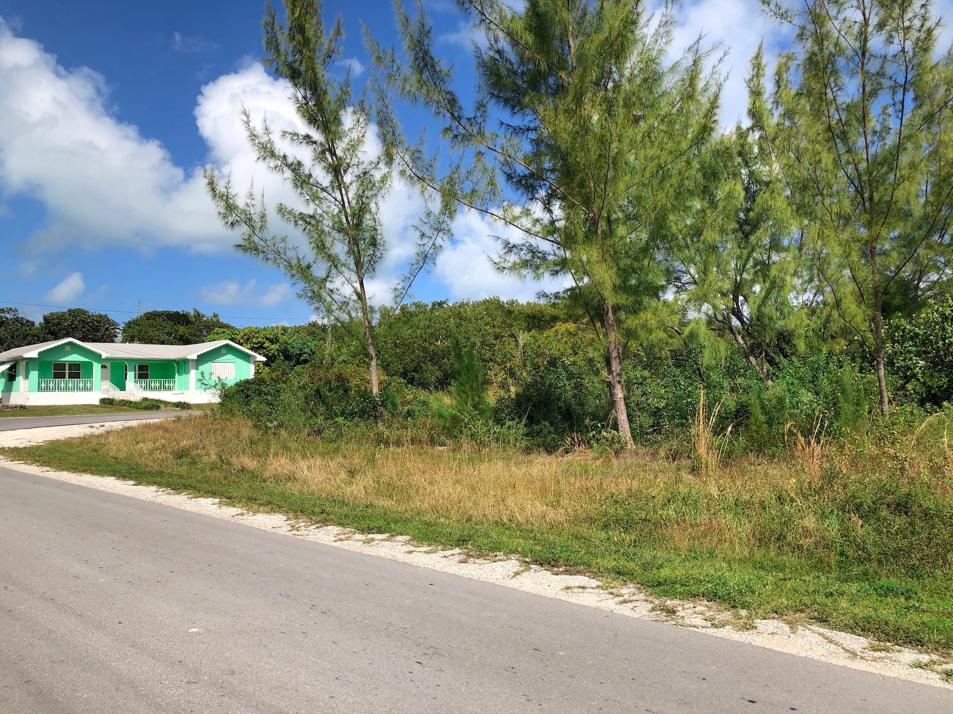 Vacant land for sale in Green Turtle Cay